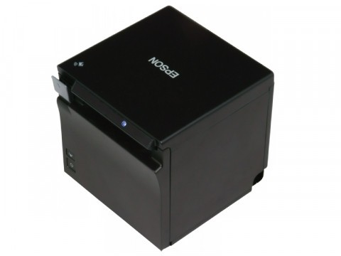 TM-M30 - Bon-Thermodrucker, USB + Ethernet + Bluetooth, schwarz